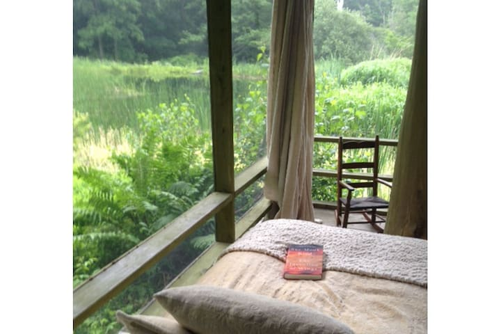 hmm- which is the best cozy reading spot? there are so many!