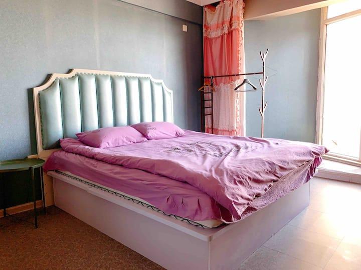 名仕公寓观景大床房