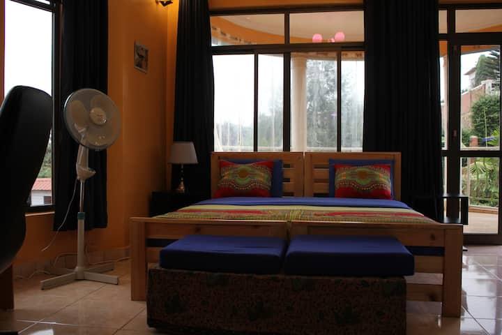 Umusambi B&B guestroom 4