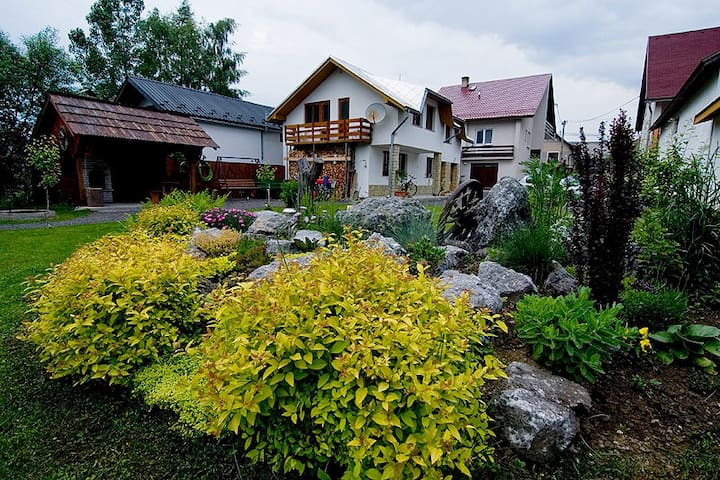 TATRA MOUNTAINS VACATION HOUSE