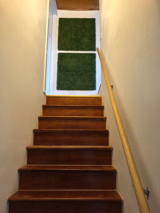 Stair to the room