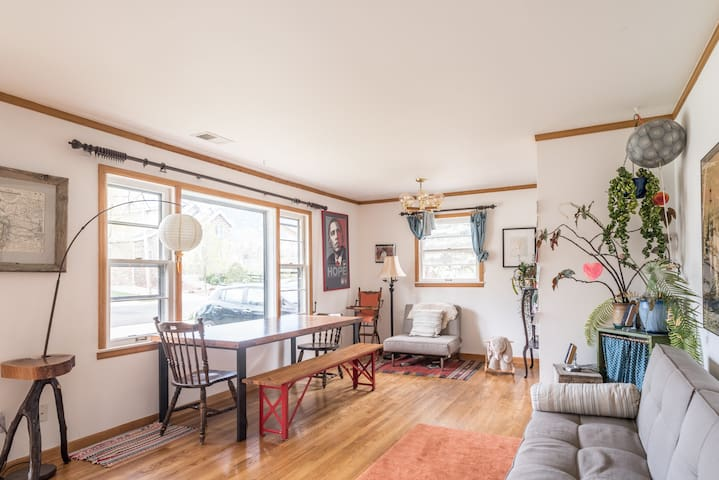 Cozy 2 bdrms. 6 blocks to Pearl! - Boulder - Hus