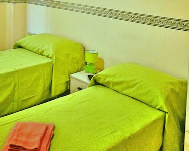 nice room (wifi tv kitchen) - Reggio Calabria