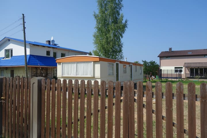 Summer Leisure Home near the beach - Zvejniekciems - Muu