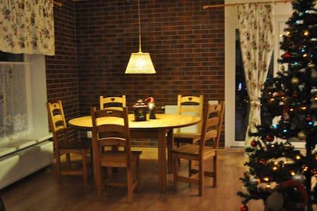 Уютный дом-баня - Раков - Haus