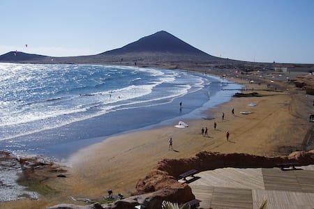 El Medano, Flat with Atlantic view
