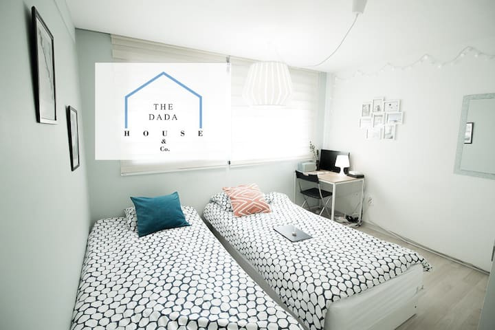 A25 DADA HOUSE in Myeongdong street 2min on foot