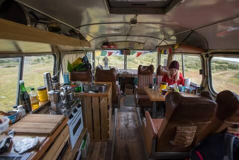 Buspackers Nomade Camp