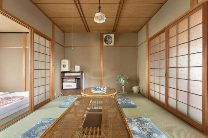 Atmospher like RYOKAN with Cafe&Bar - Kyoto - Hus