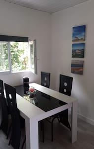 Appartement avec terrasse à 5 min du Lac de Cazaux