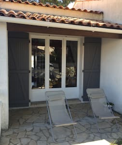 Maison la palmyre proche centre - Les Mathes - Haus