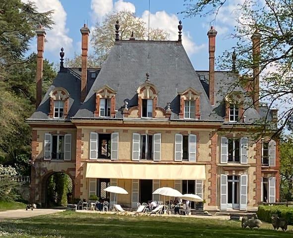 Appartement 1 chambre en forêt de Fontainebleau
