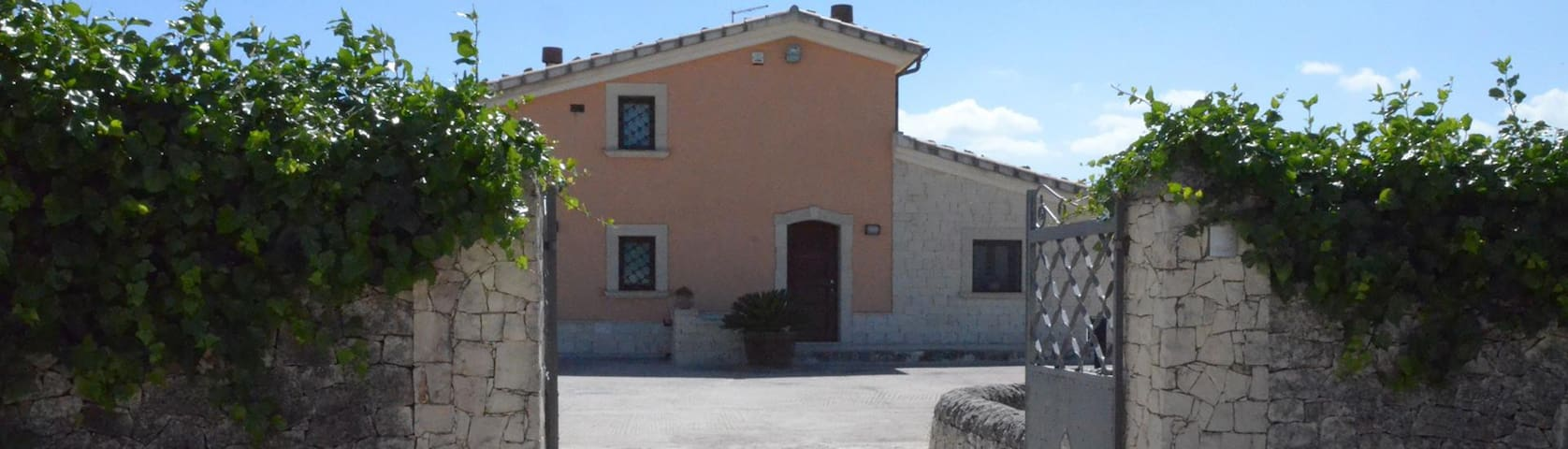 Villa Collina degl' Iblei - Giarratana - วิลล่า
