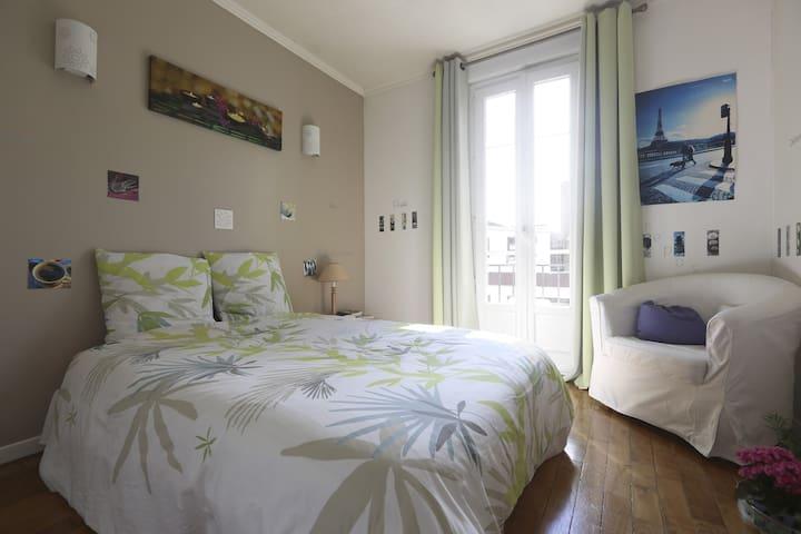 Charming flat 15 min from Paris - Fontenay-sous-Bois