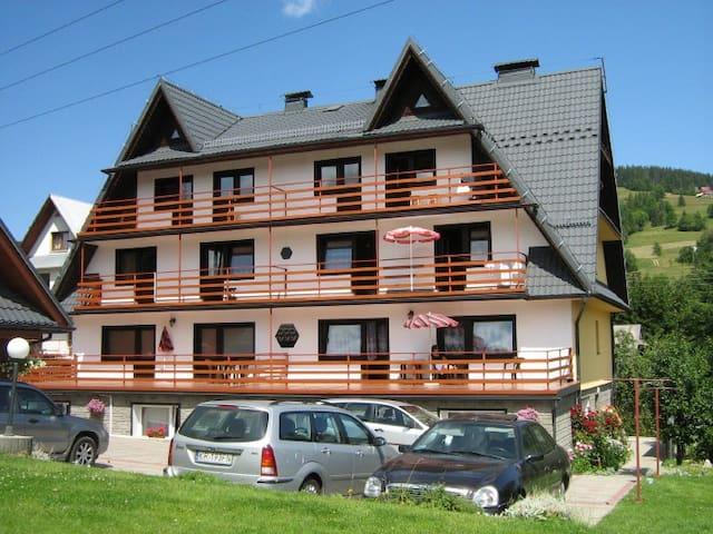 Apartament KBC-6 - Kościelisko
