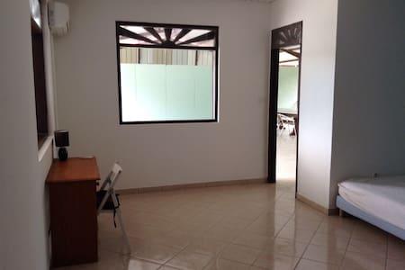 Studio LUNA terrasse jardin cuisin - Cayenne - Rumah