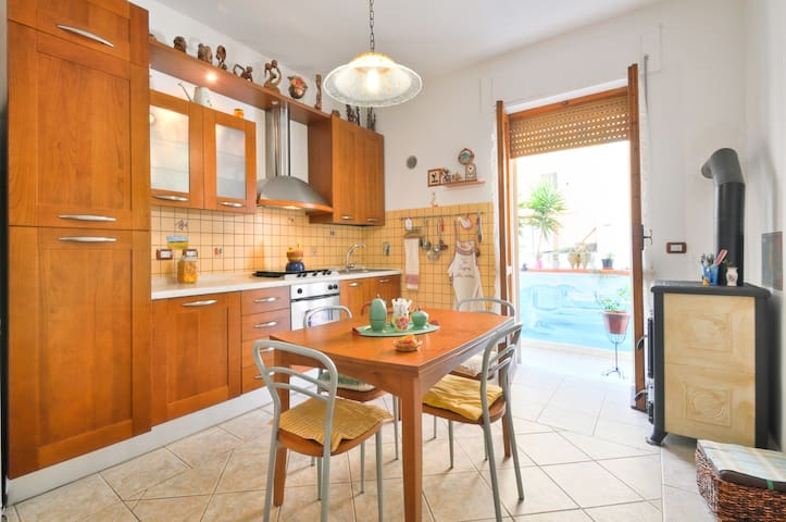rooms with view on the garden   - Alguer - Bed & Breakfast