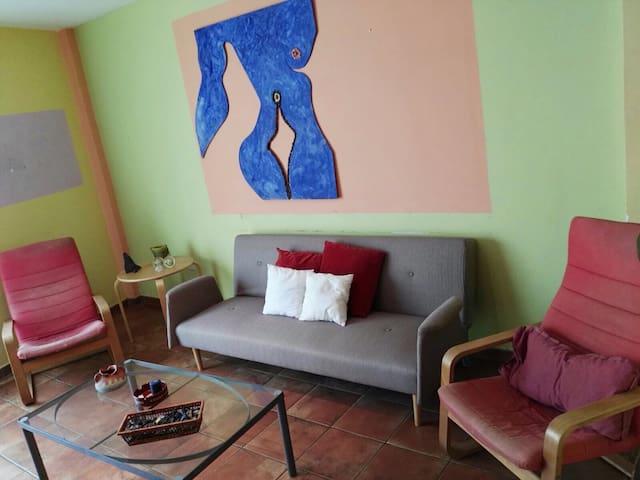 Tranquilidad y encanto - Villa de Valverde - Huoneisto