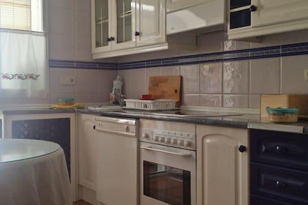 Confortable flat,  City Center - Daimiel - Daire