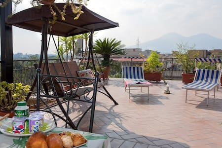 Vesuvio Residence: Welcoming family - Striano - Wikt i opierunek