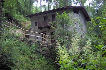 Un antico mulino nel bosco - Sorisole - Other