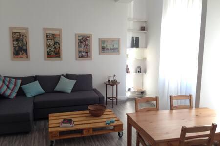 luminoso appartamento in centro - Appartement