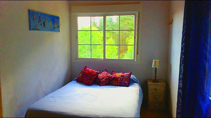 Habitación con hermosas vistas - San Migel - Huis