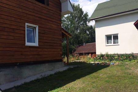 Деревянный Дом в Новоабзаково - Novoabzakovo