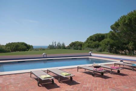 Paragon Silver Villa, Olhos de Agua, Algarve - 阿爾布費拉