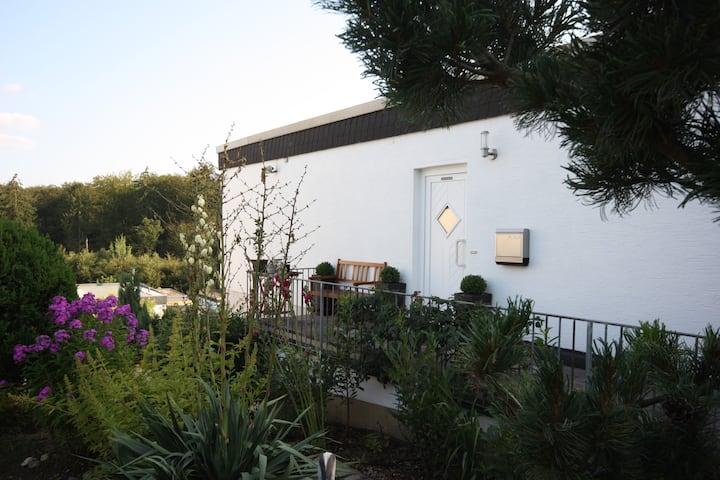 Süße Wohnung mit Seeblick