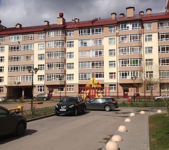 1-комнатная  уют.  квартира с WI-FI - Всеволожск - 公寓