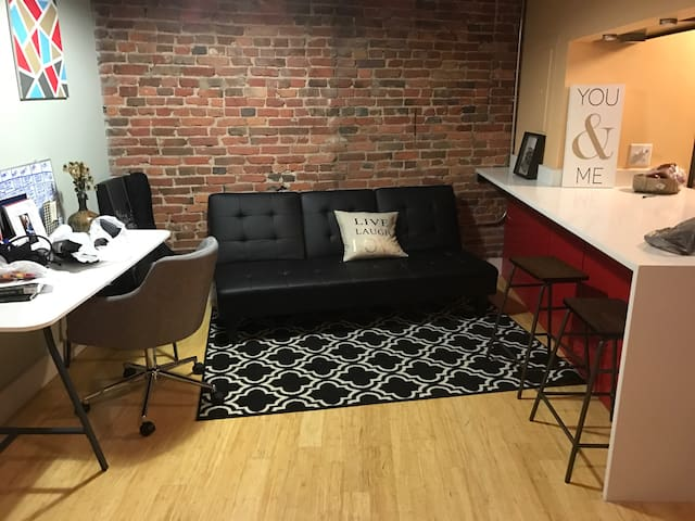 Sofa Bed in Inner Harbor! - Baltimore - Apartment