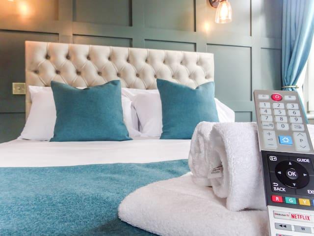 The Townhouse Hotel | The Arthur Suite |