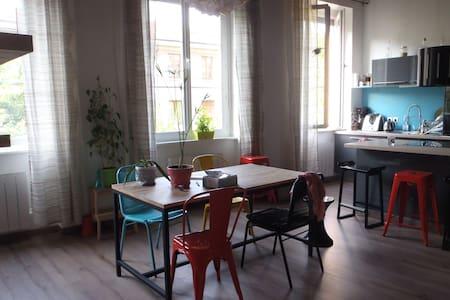 Loft à la Croix-Rousse/Les Pentes - Lyon