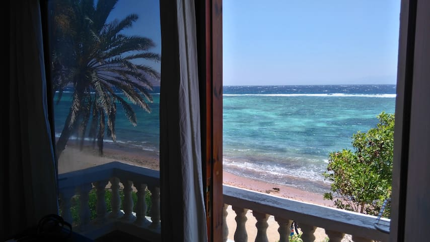 'Soul' Beachfront Apartment - Dahab - Daire