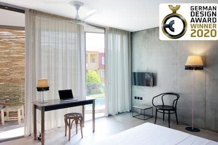 ecoSuite bedroom