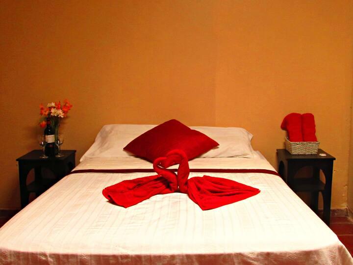 Cozy rooms in the best area of El Salvador