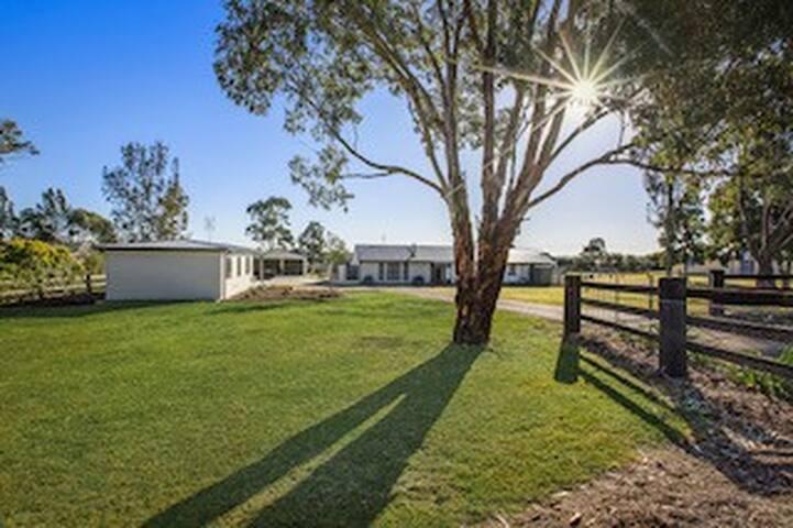 Tranquil Rural Retreat  2 bedroom villa