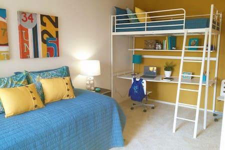 Private Room and Bath - Pleasanton