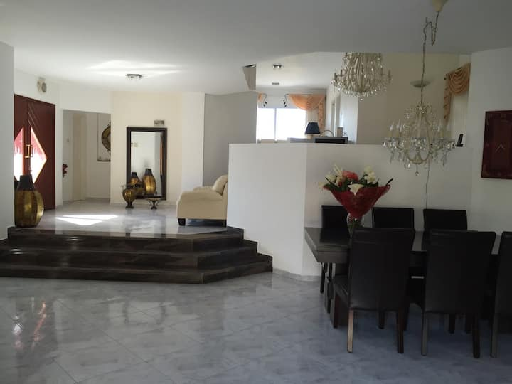 Luxury villa in the south of Israel