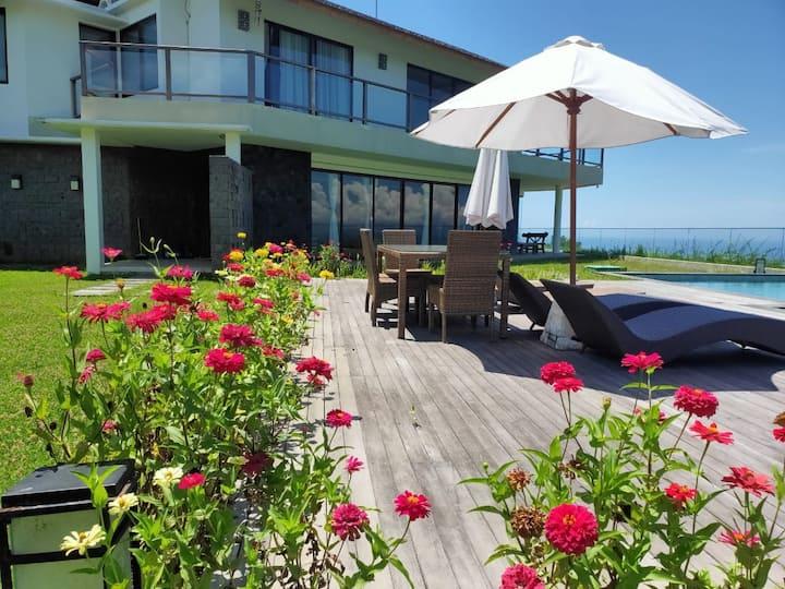 Ocean View Villa Uluwatu 2 bedrooms