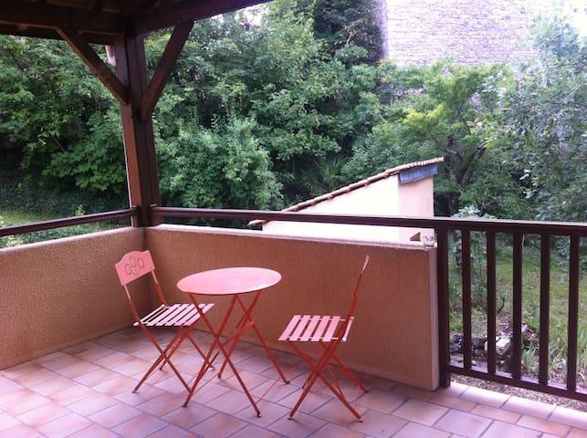 Appartement au bord des remparts - Cahors - อพาร์ทเมนท์