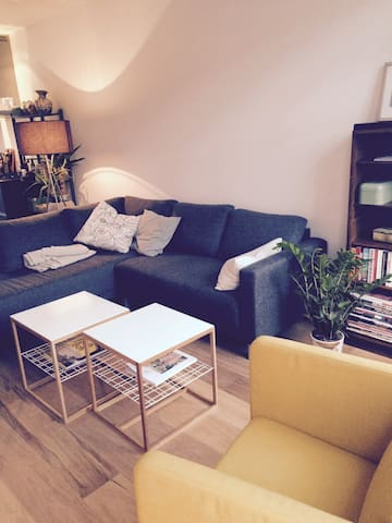 Renovated apartment in Amsterdam - Amsterdam - Apartment