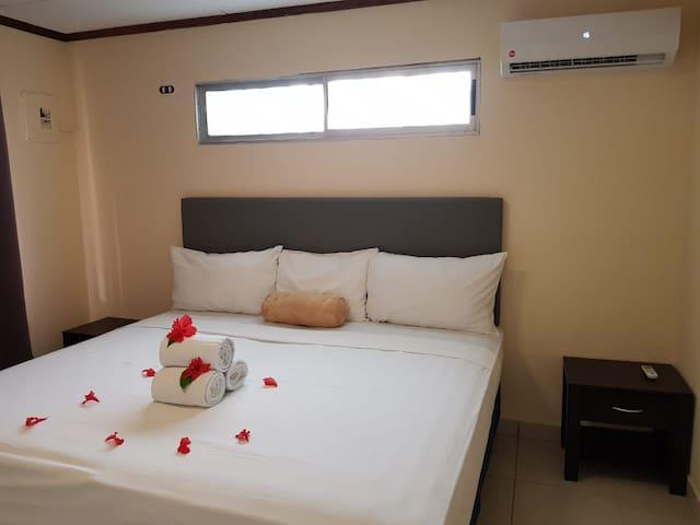 Apartamento privado y centrico