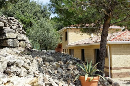 Villa Varbenlothaiis - Callas
