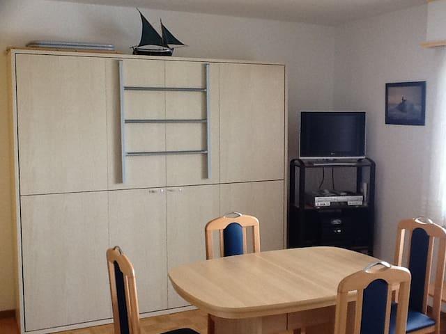 Studio à la montagne - ovronnaz - Apartment
