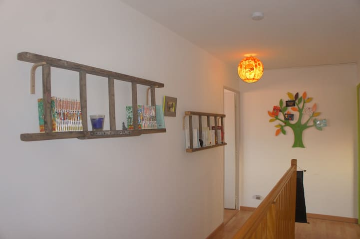 Renovated   2 bedrooms apartment - Rennes - Flat