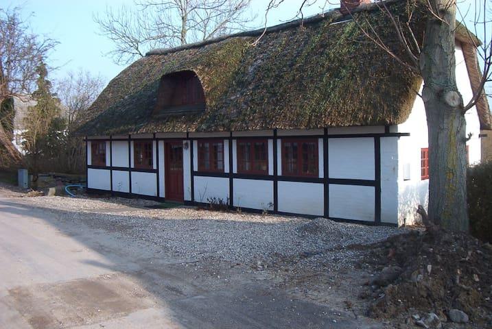 Sommerhus Drejø  Sydfynske Ø-hav - Svendborg - Houten huisje