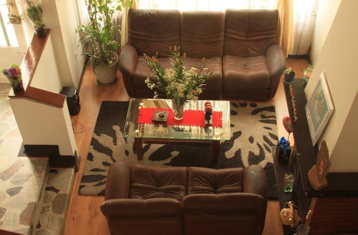 Espectaculares habitaciones en Salitre Greco
