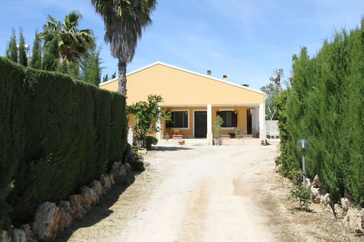camera doppia o tripla - Alghero - Villa